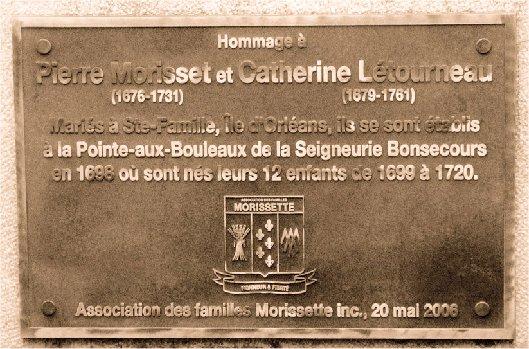 Plaque de Ste-Croix